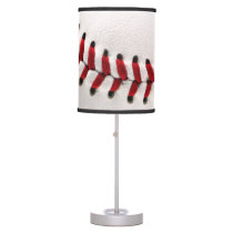 Original baseball ball desk lamp