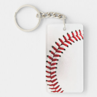 Original baseball ball keychain