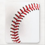 Original baseball ball mouse pad