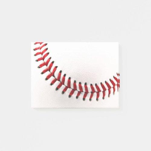 Original baseball ball post_it notes