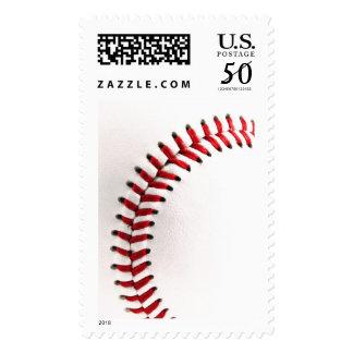 Original baseball ball postage