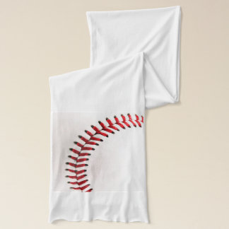Original baseball ball scarf
