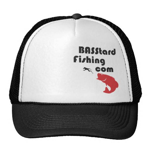 Original BASStard Trucker Hat