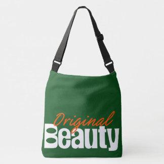 Original Beauty Cross-Body Tote Bag