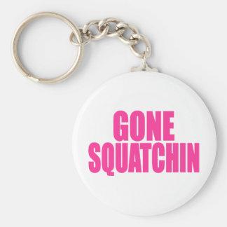 Original & Best-Selling Bobo's GONE SQUATCHIN Keychain