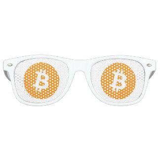 Original Bitcoin Logo Symbol Sunglasses
