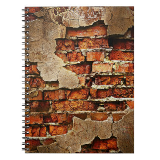 Original Brick Wall Notebook