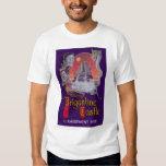 Original Brigantine Castle Poster T Shirt