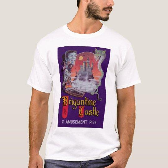 Original Brigantine Castle Poster T-Shirt