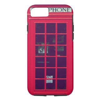 Original british phone box iPhone 8/7 case