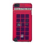 Original british phone box iPod touch 5G cases