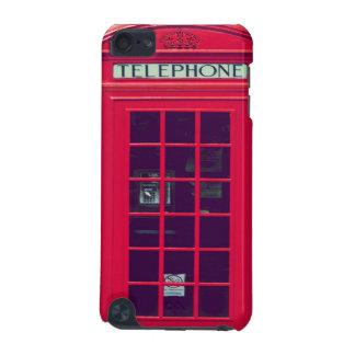 Original british phone box iPod touch 5G cover
