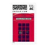 Original british phone box postage