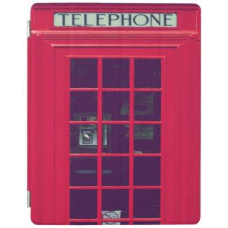 Original british red phone box iPad smart cover