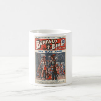 Original Buffalo Bill Library No. 439 Coffee Mug