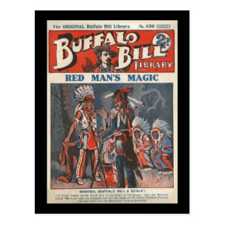 Original Buffalo Bill Library No. 439 Post Cards