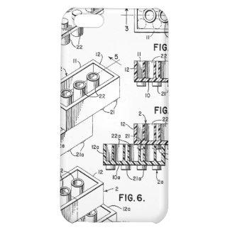 Original Building Brick Patent iPhone Case Cover For iPhone 5C