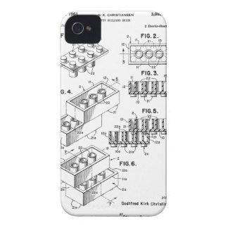 Original Building Brick Patent iPhone Case Case-Mate iPhone 4 Case