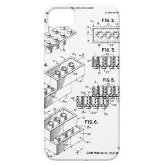Original Building Brick Patent iPhone Case iPhone 5 Covers