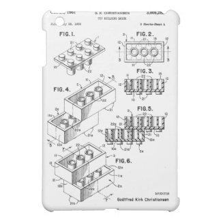 Original Building Brick Patent iPhone Case Cover For The iPad Mini