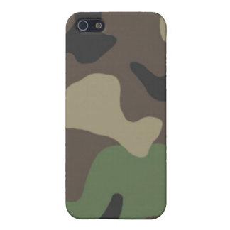 Original Camo Print iPhone 5 Case