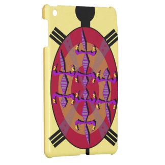 Original CASE Savvy Glossy Mini iPad Tribal Turtle iPad Mini Case