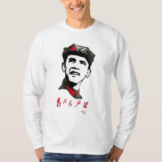 Original Chairman Oba Mao Long Sleeve T-Shirt