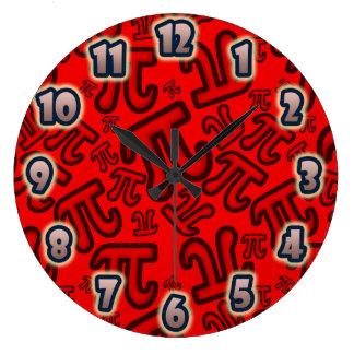 ORIGINAL Crazy Pi Numbers - Network CLOCK