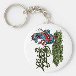Original Criminalz Dragon Key Chains