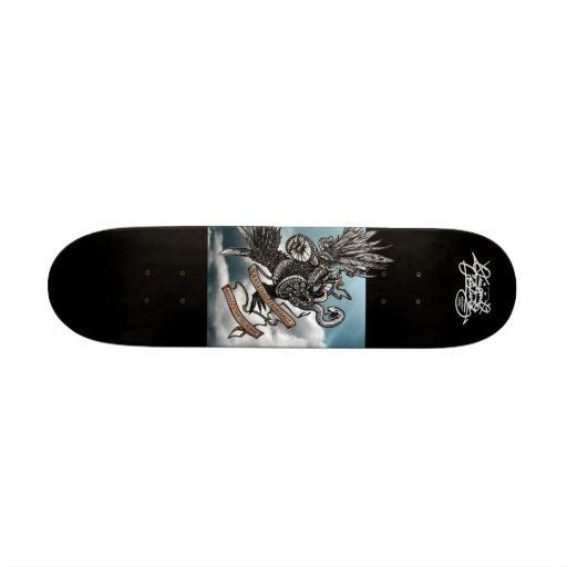 Original Criminalz: Even the Score Skate Boards