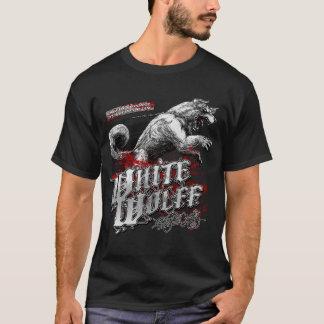 Original Criminalz: White Wolff T-Shirt
