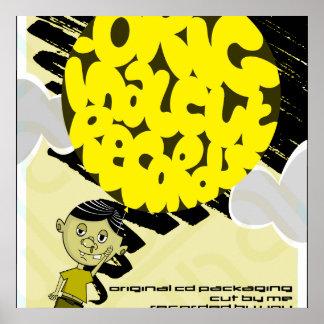 original cut records poster