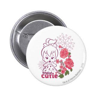 Original Cutie de los guijarros Pin