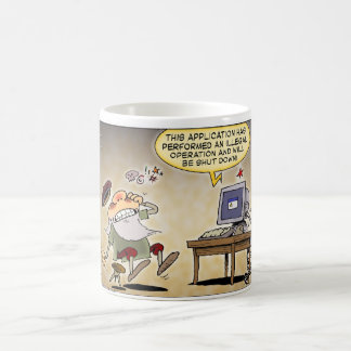 Original Da Vinci Code Coffee Mug