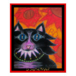 Original de Le Jazz Cat Impresiones