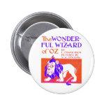 Original de mago de Oz Pins