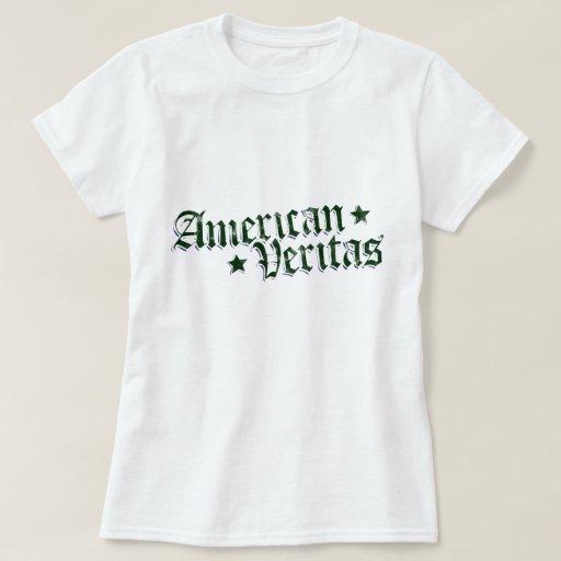Original de Veritas del americano - apenada - Remeras