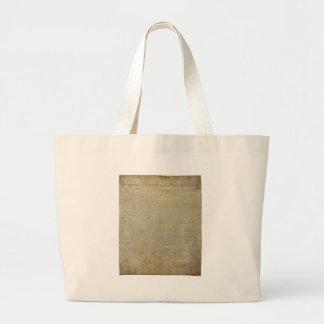 Original Declaration of Independence Bag