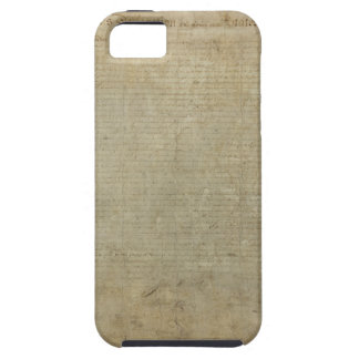 Original Declaration of Independence iPhone SE/5/5s Case