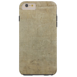 Original Declaration of Independence Tough iPhone 6 Plus Case