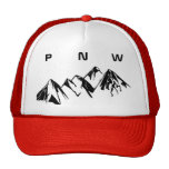 Original del gorra del camionero de PNW