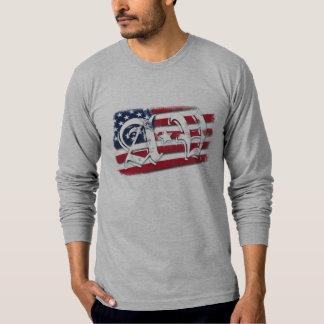 Original del sistema de pesos americano - camiseta playeras
