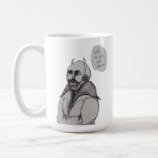 Original Demon Monster Advisor Coffee Mug