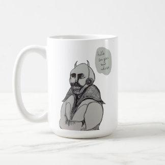 Original Demon Monster Advisor Coffee Mug