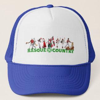 Original design: Basque Country (Euskal Herria), Trucker Hat