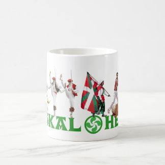 Original design: Euskal Herria (Basque Country), Coffee Mug