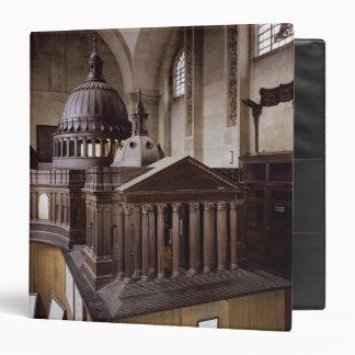 Original Design for St. Paul's Cathedral Binder