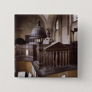 Original Design for St. Paul's Cathedral Button