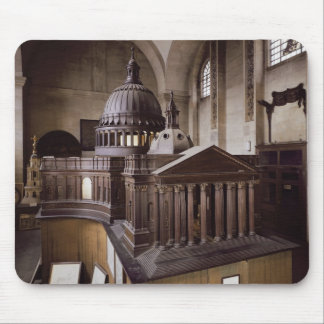 Original Design for St. Paul's Cathedral Mouse Pad