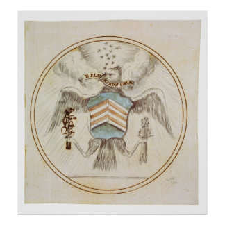 Original Design Great Seal of the United States Poster